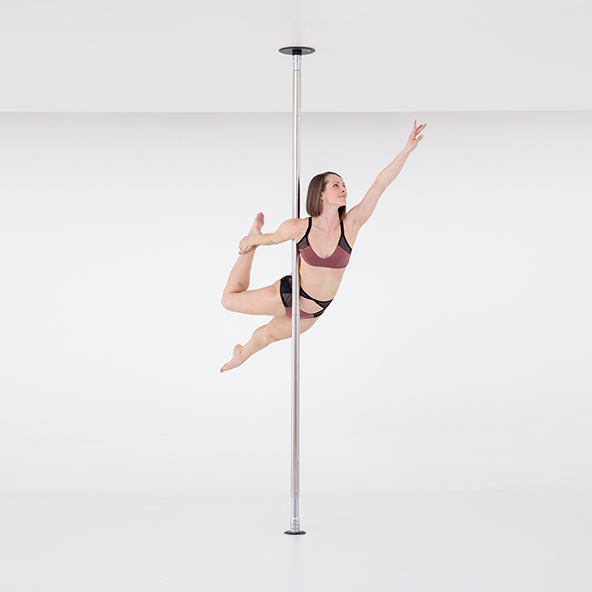 LUPIT POLE -  CLASSIC G2 QUICK LOCK Stainless Steel 45mm