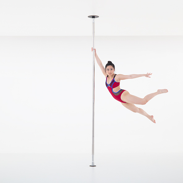 LUPIT POLE -  DIAMOND QUICK-LOCK G2 stainless steel 42mm/ 45mm