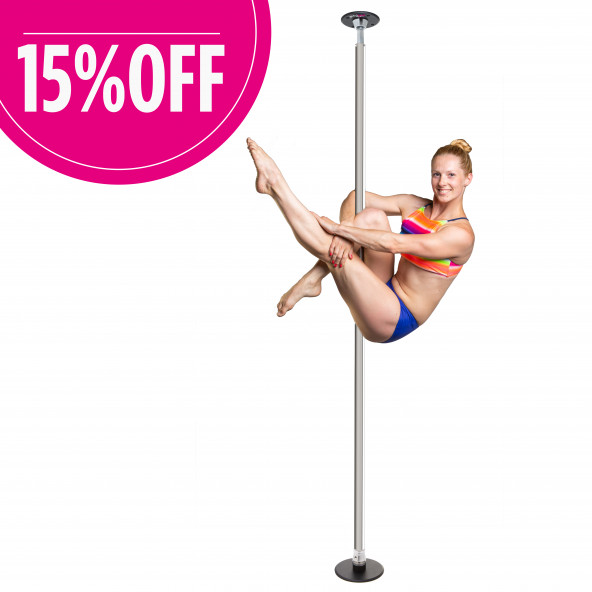 LUPIT POLE PRO - one PIECE stainless steel 45mm or 42mm