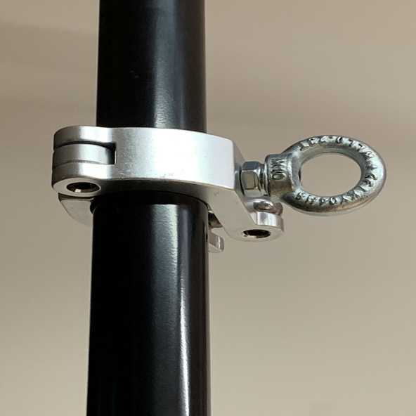 AERIAL ACCESSORIES, SILK MOUNT FOR POLE