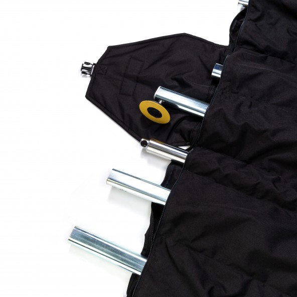 LUPIT POLE -  STAGE EXTENSION CHROME 750mm