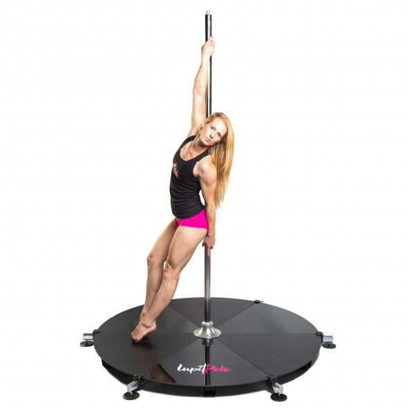 LUPIT POLE -  STAGE SHORT LEGS