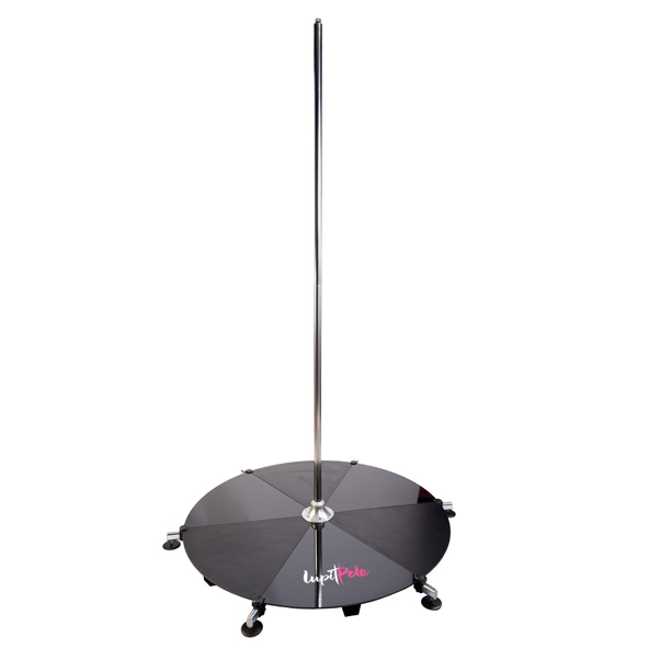LUPIT POLE  - STAGE & BAGS, stainless steel, 45mm, SHORT Legs